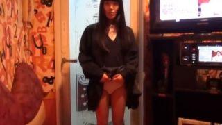 【あかんやつ】制服のままカラオケでオナるJK パンツは脱ぎたくない少女の自慰【個人撮影】