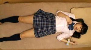 ツインテール少女の敏感な身体をマッサージしてたら いつの間にか精液を注入していた