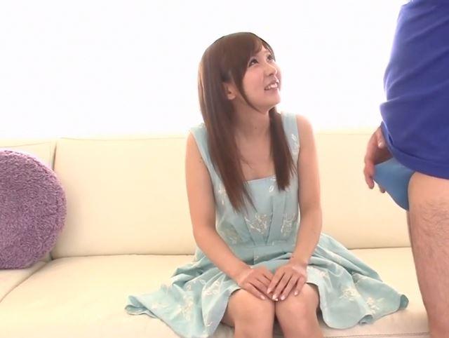 【ロリ中田氏】ちっこいロリ少女が初めての中出しに挑戦 幼いフェイスで「赤ちゃんは女の子がいいな」鈴羽みう