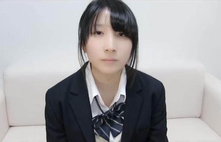 【個人撮影】JKサポでそのまま中出し事案 毛が生えかけな素人な女の子